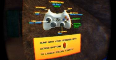 Tatooine VR Oculus Speeder Virtual Reality