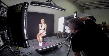 Maria Sharapova HTC Vive VR Body Scan