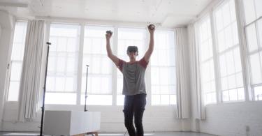 Oculus Medium Virtual Reality