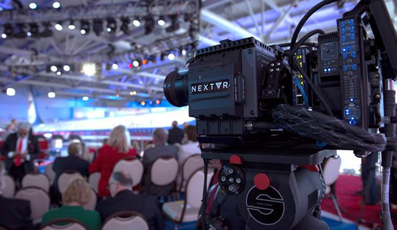 CNN Debate NextVR Virtual Reality