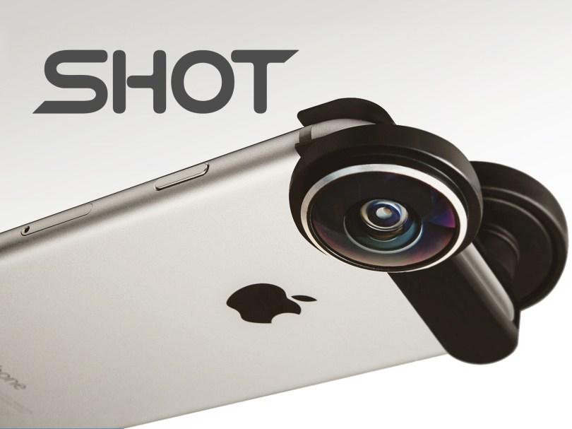 Shotio Virtual Reality iPhone Camera VR
