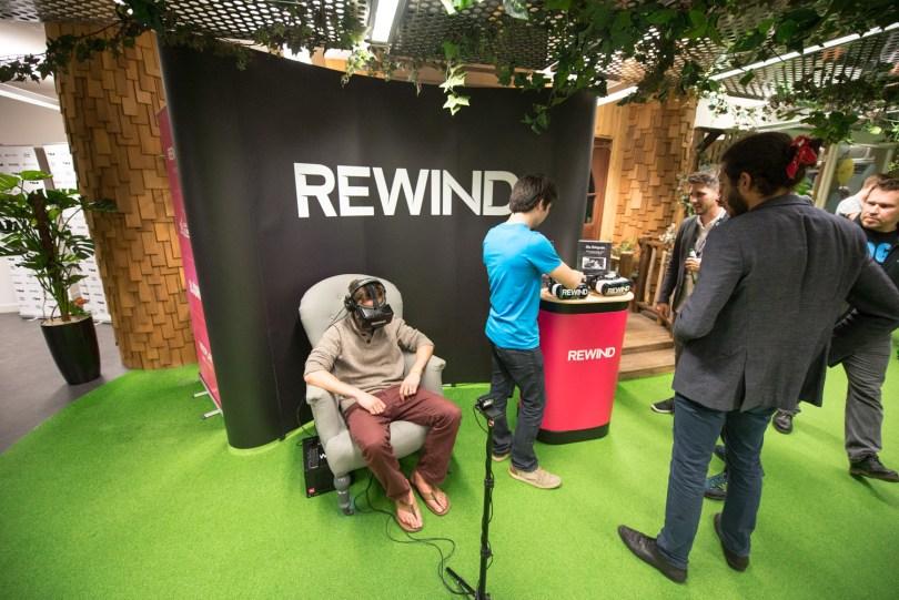 VRLO - London Virtual Reality Rewind