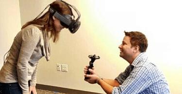 HTC Vive Marriage Proposal VR