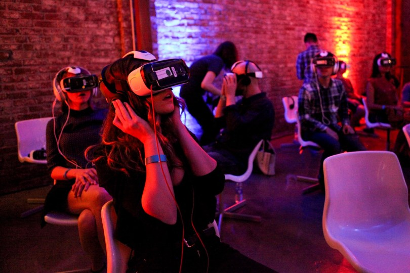 Kaleidoscope VR Film Festival Los Angeles