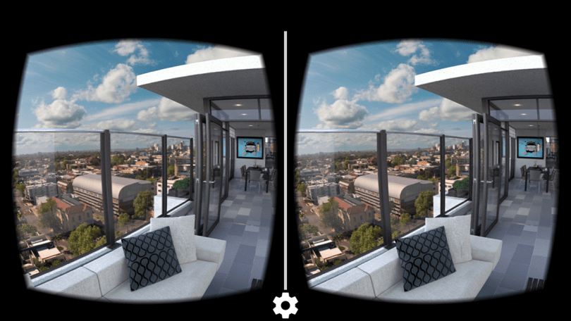 Virtual Reality Real Estate