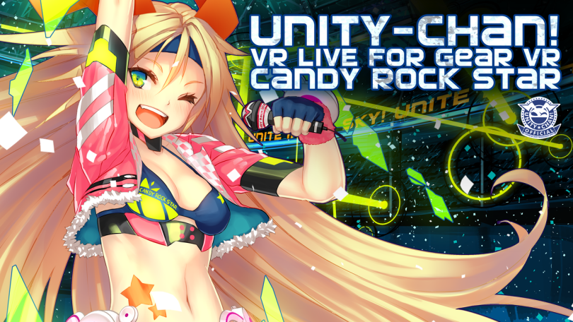 unity-chan-gear-vr-candy-rock-star-virtual-reality