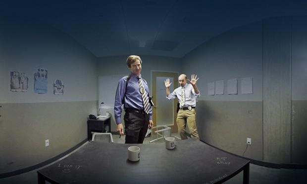 """""""Interrogation"""" VR comedy short"""