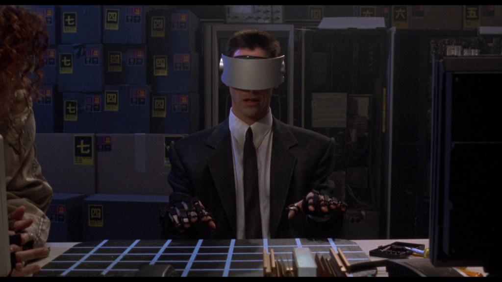 Johnny Mnemonic VR