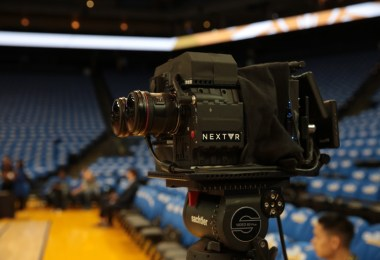 NextVR VR live-streaming rig for 2016 BIG EAST Men's Basketball Tournament