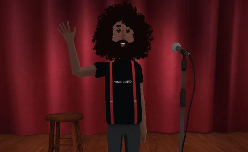 Reggie Watts VR