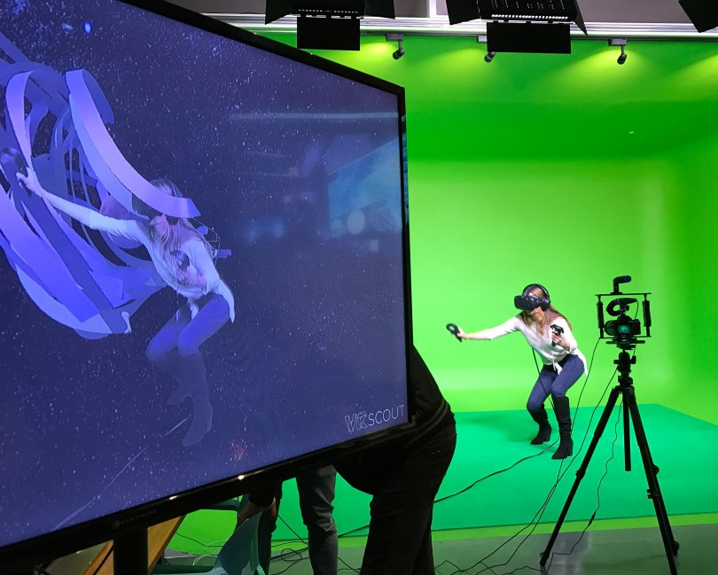 mixed reality studio