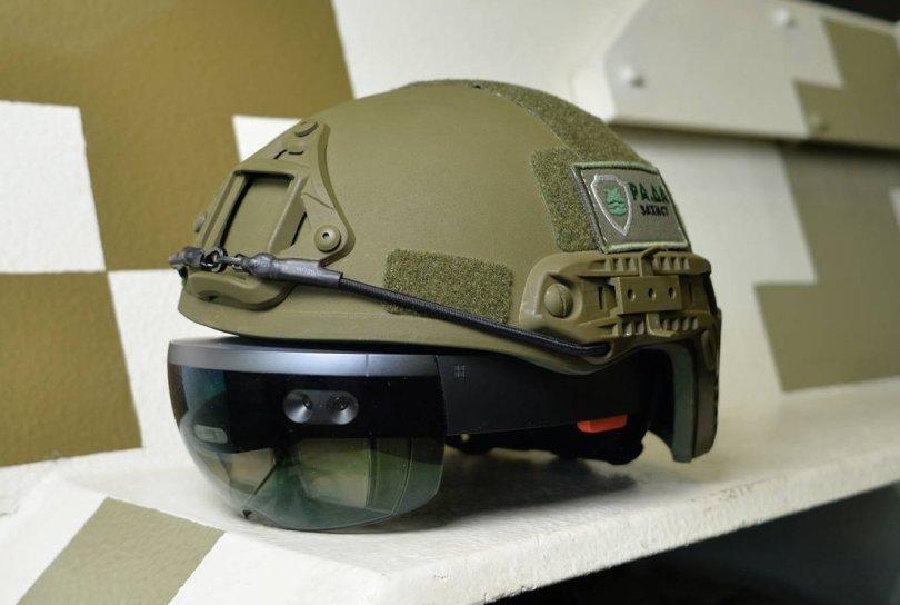 Limpid Armor HoloLens Circular Review System