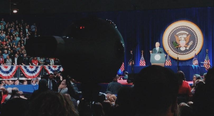 obama live 360 vr ozo