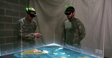 Australian Air Force HoloLens
