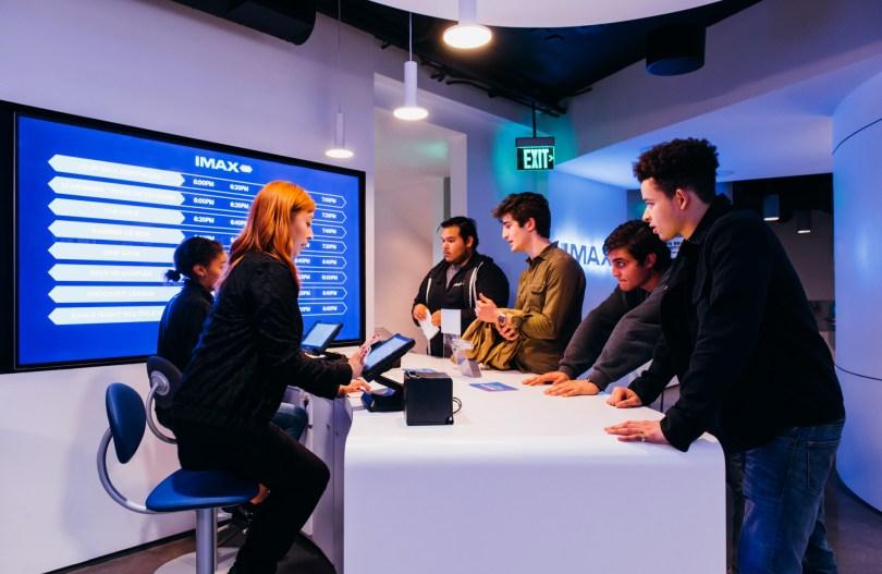 IMAX VR Centre- Reception 2