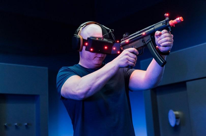 IMAX VR - John Wick Chonicles