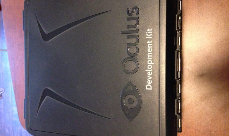 Our Oculus Rift Has Arrived – My First Impressions