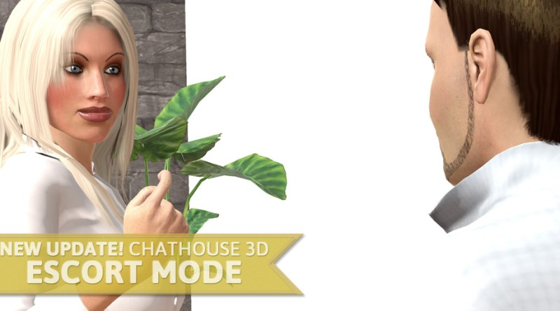 Chathouse 3D Continues To Make VR Porn Better