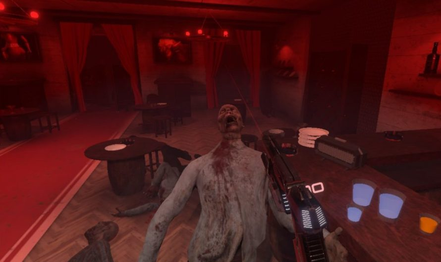 Drunk or Dead – A New Wave For Zombie Shooters