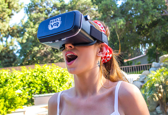 VR Porn From The Female Point Of View