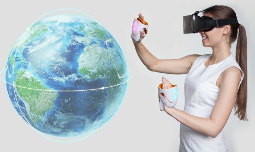 The Race Is On To Feel Your Way Through Virtual Reality