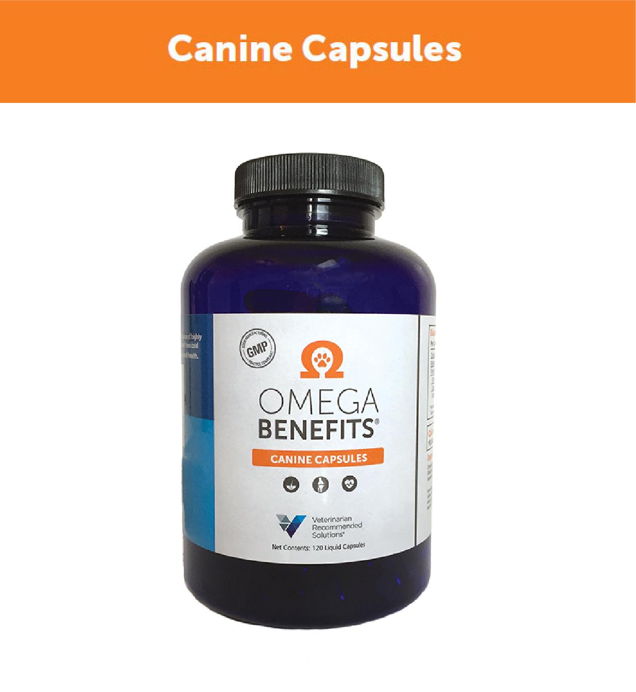 VRS Canine Capsules