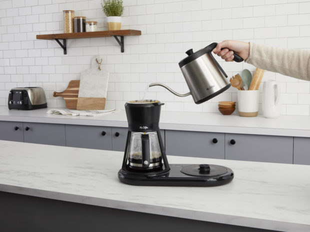 Mr. Coffee home pourover brewer