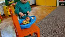 Slonići su obilježili Dan jabuka
