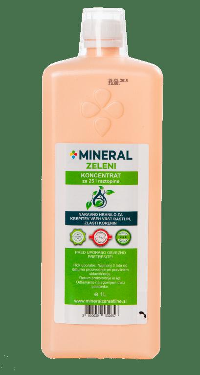 Mineral Zeleni