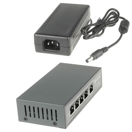 POE Injector 4 port 2