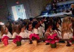 Waynesboro Public School's Signature Singers Inspire and Delight at WWRC Graduation