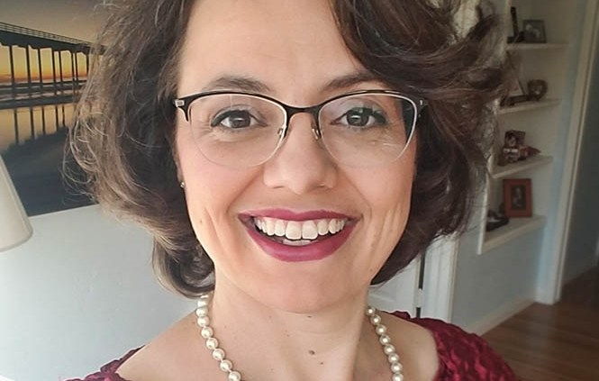 Sarah Price Hancock, professor from San Diego State University