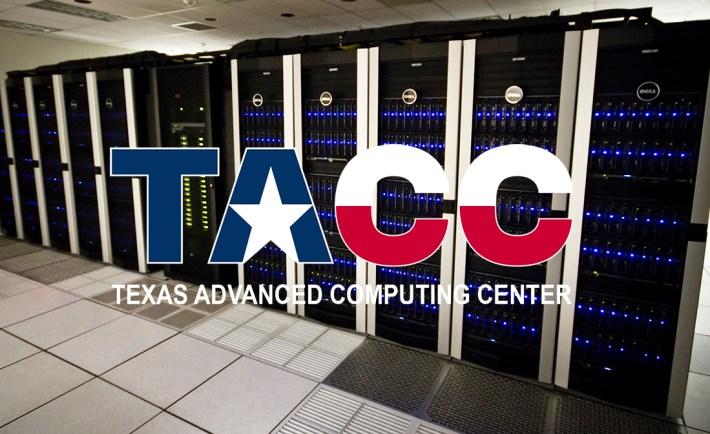 TACC supercomputing