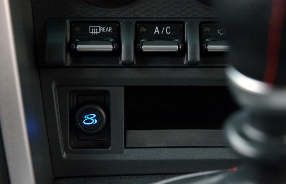 Toyota Sports Drive Logger