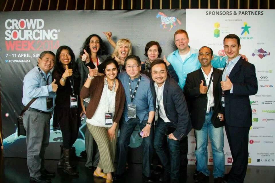 Crowdsourcing Week Global