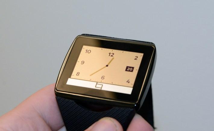 Qualcomm Toq Smartwatch