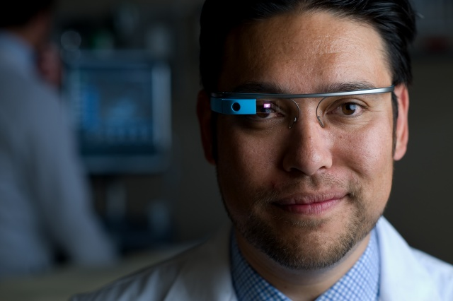 UCI Google Glass