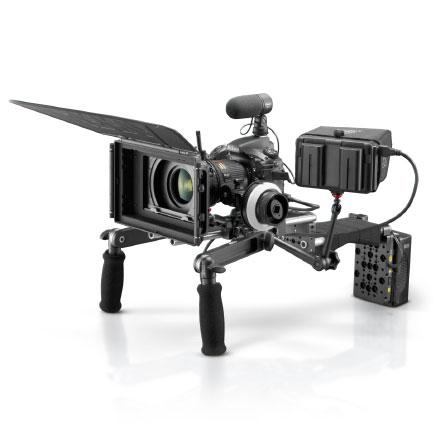 D810 Video Rig