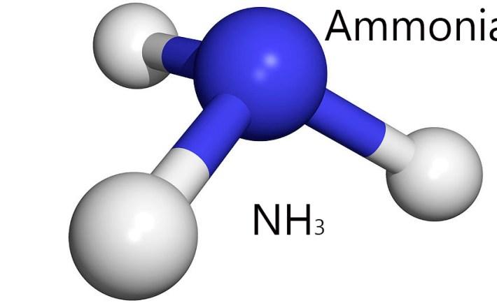 Ammonia NH3 Cracking