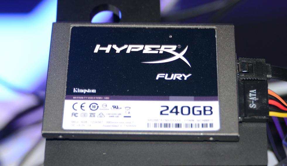 Hyper X Fury 240 GB SSD