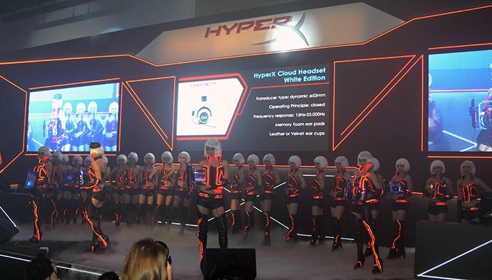 Kingston HyperX Computex 2014