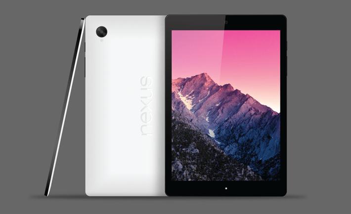 Nexus 9 Volantis