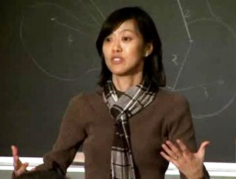 Dr. Li-Shiuan Peh, graduate of National University of Singapore and Stanford University is a research professor at the Massachusetts Institute of Technology