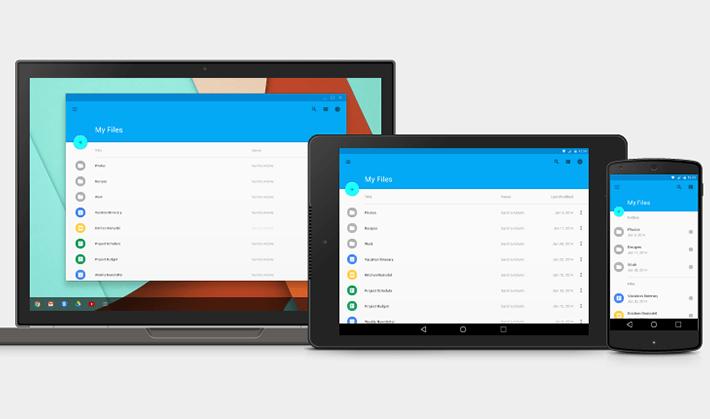 Google Material Nexus 9