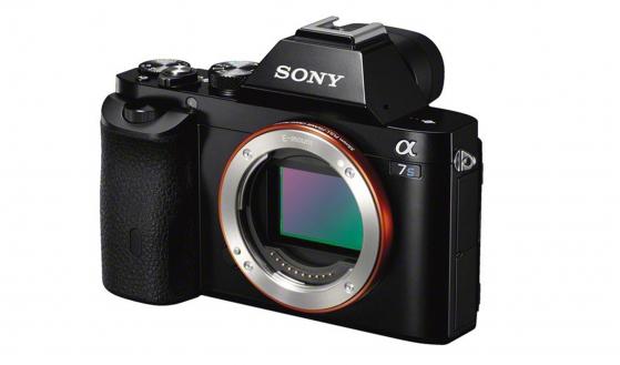 Sony A7s with Sony Sensor