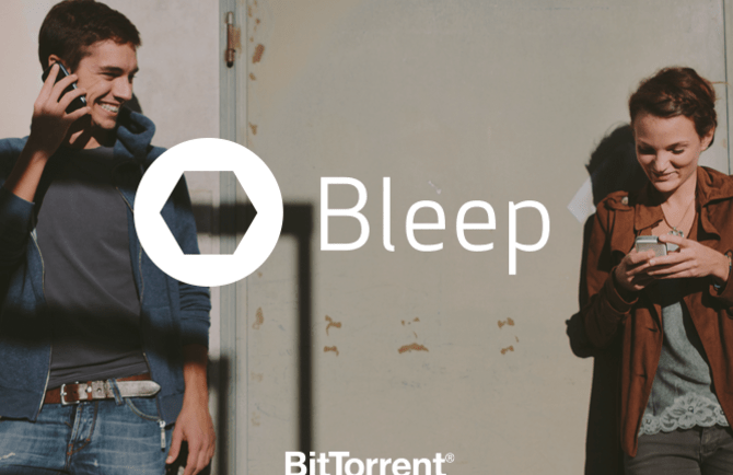 BitTorrent Bleep