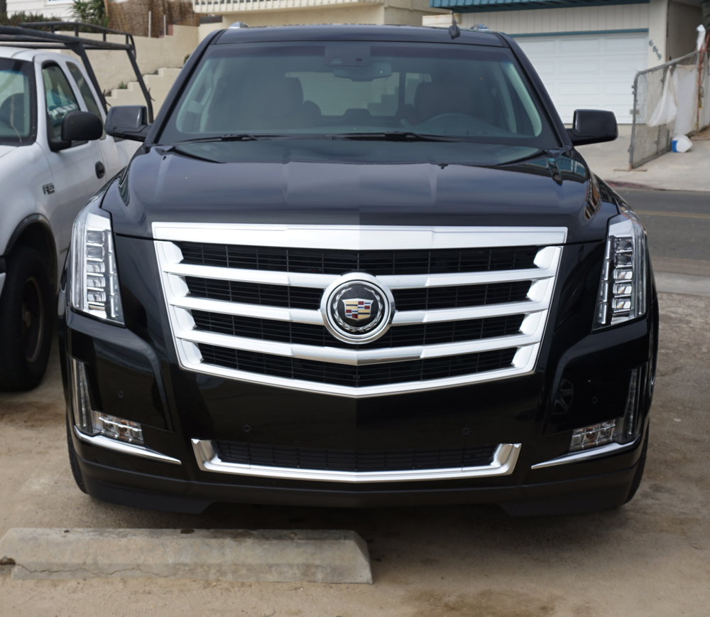 2015 Cadillac Escalade Review: An Elegant Tank On Wheels