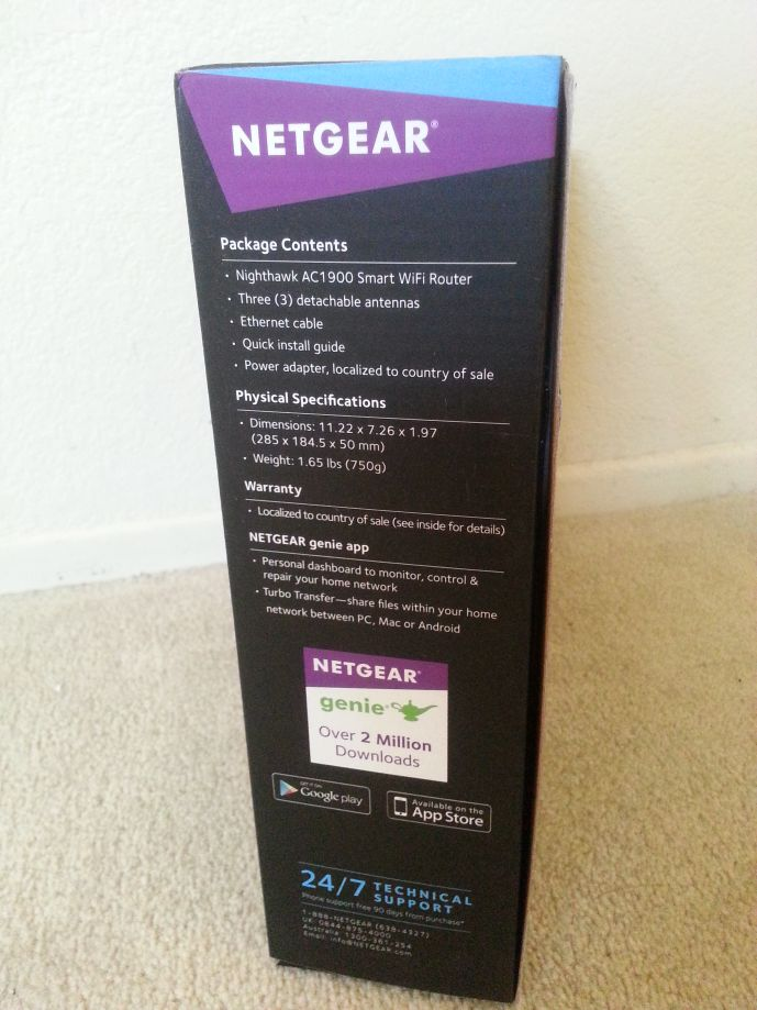 Netgear's Nighthawk Takes Performance to New Distances