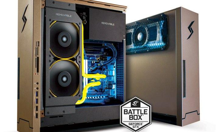 Digital Storm Launches Bolt II Battle Box Titan Z Special