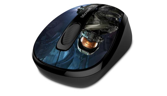 Halo Mouse